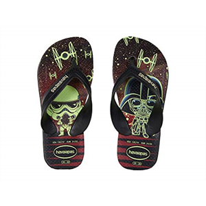 HAVAIANAS KIDS MAX STAR WARS JANDALS-footwear-Blitz Surf Shop