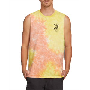 Sum18 VOLCOM MC JAGGED MUSCLE-clearance-Blitz Surf Shop