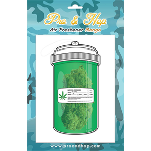 PRO AND HOP MEDICAL CONTAINER AIR FRESH-air fresheners-Blitz Surf Shop