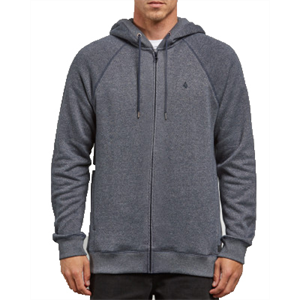 Win18 VOLCOM STATIC STONE LINED ZIP-clothing-Blitz Surf Shop