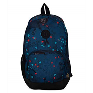 368b889a7e Win19 HURLEY BLOCKADE 2 SCRIBBLE BAG-backpacks-Blitz Surf Shop