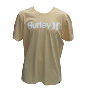 Win19 HURLEY OAO SS SOLID TEE-mens-Blitz Surf Shop