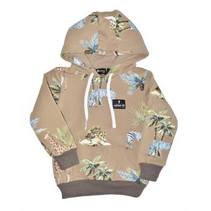 Win19 RADICOOL SAFARI HOOD -sweatshirts-Blitz Surf Shop