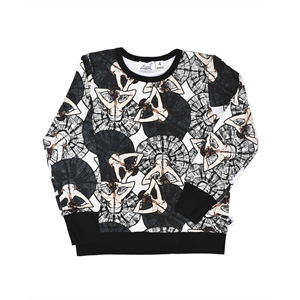 Win19 RADICOOL BLACK SWAN CREW-sweatshirts-Blitz Surf Shop