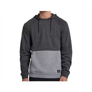 Win19 HURLEY BOYS CRONE BLOCKED HOOD-sweatshirts-Blitz Surf Shop