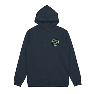 Win19 SANTACRUZ YTH CHECK WASTE POP HOOD-sweatshirts-Blitz Surf Shop