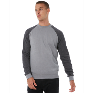 Win19 HURLEY CRONE CREW FLEECE -mens-Blitz Surf Shop