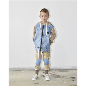 Win19 RADICOOL KIDS CRUSADE DENIM JACKET-jackets-Blitz Surf Shop
