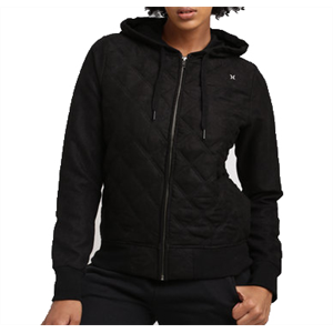 Win19 HURLEY WOVEN ROCKY JACKET-womens-Blitz Surf Shop