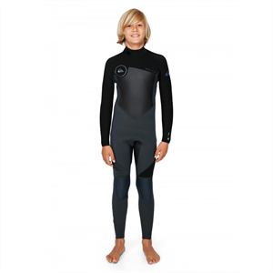 Win19 QUIKSILVER YTH SYNCRO 4/3 GBS BZ-childrens-Blitz Surf Shop