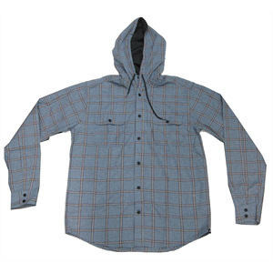Win19 HURLEY AARON HOOD LS SHIRT-mens-Blitz Surf Shop