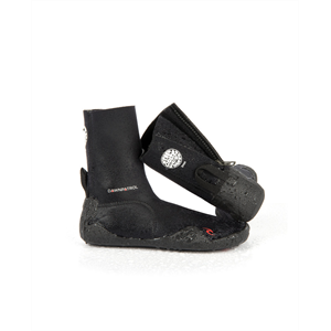 Win19 RIPCURL JNR DPATROL 3MM R/TOE BOOT-wetsuits-Blitz Surf Shop