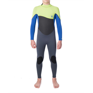 Win19 RIP CURL JNR OMEGA 4/3 GBS WETSUIT-childrens-Blitz Surf Shop