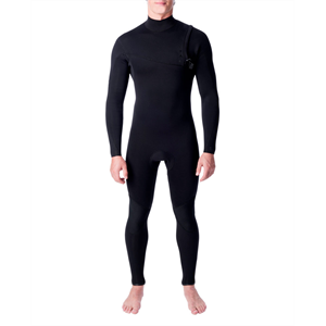 Win19 PEAK CLIMAX PRO 4/3MM GB ZIP FREE-mens-Blitz Surf Shop