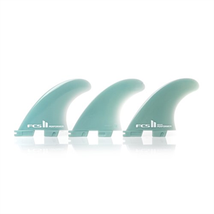 FCSII PERFORMER GLASS FLEX THRUSTER FINS-fins-Blitz Surf Shop
