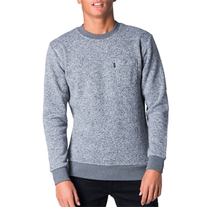 Win19 RIP CURL CRESCENT POCKET CREW-new arrivals-Blitz Surf Shop