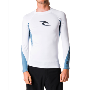 Win19 RIP CURL WAVE L/SL UV TEE-new arrivals-Blitz Surf Shop
