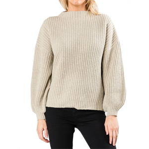 Win19 RUSTY ESSENCE CREW NECK KNIT-knitwear-Blitz Surf Shop