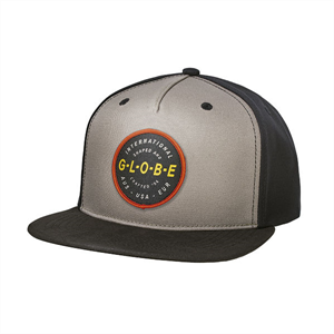 Win19 GLOBE HANK SNAPBACK-mens-Blitz Surf Shop