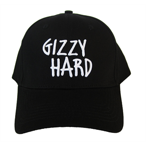 GIZZY HARD FLEX CURVE PEAK CAP-mens-Blitz Surf Shop