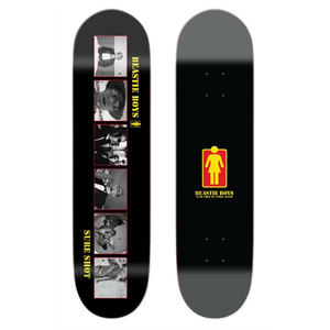 Limited edition Girl Beastie Boys Sure Shot skate deck