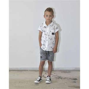 Sum19 RADICOOL A LITTLE FLY SHIRT-childrens-Blitz Surf Shop