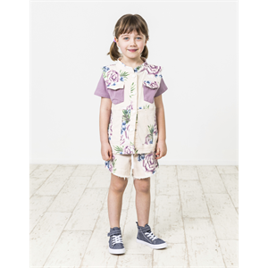 Sum19 RADICOOL HIDEAWAY DENIM VEST-childrens-Blitz Surf Shop