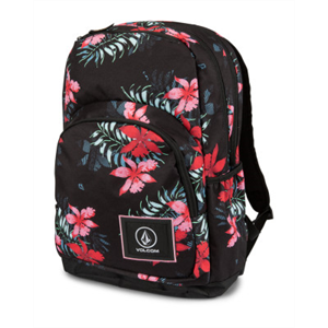 Sum19 VOLCOM PATCH ATTACK BACKPACK-backpacks-Blitz Surf Shop
