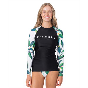 Sum19 RIP CURL BLANCO BAY RELAXED LS-lycra-Blitz Surf Shop