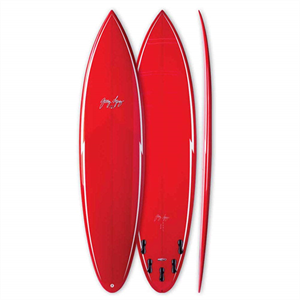 GERRY LOPEZ 6'10 POCKET ROCKET SURFBOARD-surf-Blitz Surf Shop