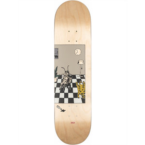 GLOBE G1 ROACHES 8.0 NATURAL SKATEBRD-skate-Blitz Surf Shop