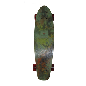 "GLOBE SURF GLASS 24"" SKATEBOARD-skate-Blitz Surf Shop"