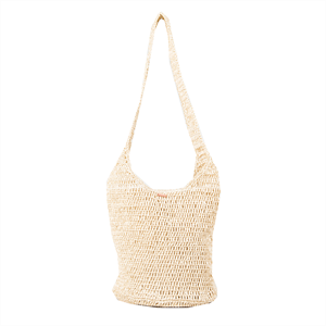Sum19 RUSTY CLEMINTINE STRAW BEACH BAG-handbags-Blitz Surf Shop