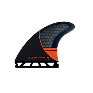 OCEAN AND EARTH WHIP THRUSTER FINS -FUT-surf-Blitz Surf Shop