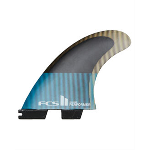 FCS II PERFORMER PC QUAD FIN SET-surf-Blitz Surf Shop