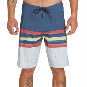 Sum19 VOLCOM LIDO LINEY MD 20'' BRDSHRT-mens-Blitz Surf Shop