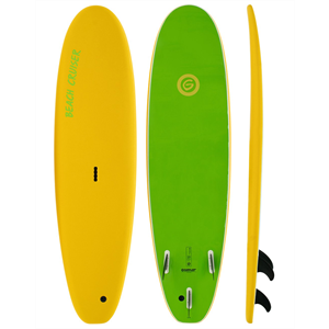GNARALOO 7'6 BEACH CRUISER SOFTBOARD-surf-Blitz Surf Shop