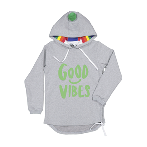 Win20 RADICOOL GOOD VIBES HOOD-childrens-Blitz Surf Shop