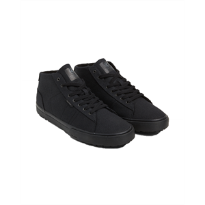 Win20 KUSTOM TOWNSEND ALL BLACK SHOE-footwear-Blitz Surf Shop