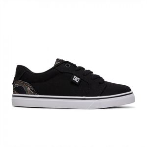 Win20 DC YOUTH ANVIL TX SE SHOES-footwear-Blitz Surf Shop