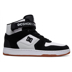 Win20 DC PENSFORD HI TOP SHOES-footwear-Blitz Surf Shop