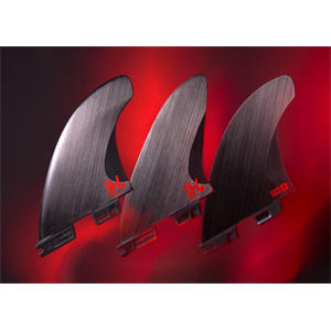 The newest innovation in surfboard fins.  Limited stock