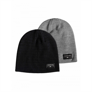Win20 QUIKSILVER OUT OF BOUNDS II BEANIE-mens-Blitz Surf Shop
