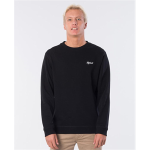 Win20 RIPCURL CORE SCRIPT CREW-mens-Blitz Surf Shop