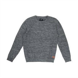 Win20 RUSTY SKYLINER CREW KNIT-mens-Blitz Surf Shop