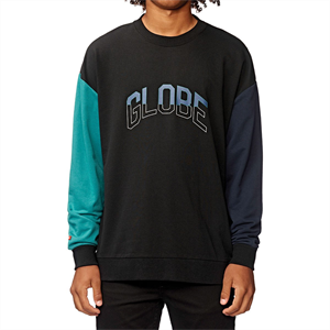 Win20 GLOBE OFF SIDE CREW-mens-Blitz Surf Shop