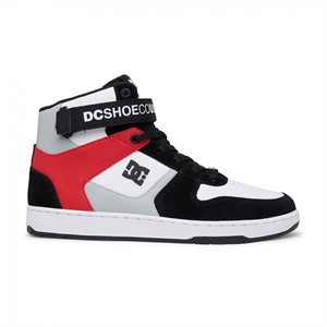 Sum21 DC SHOES PENSFORD HI TOPS-footwear-Blitz Surf Shop