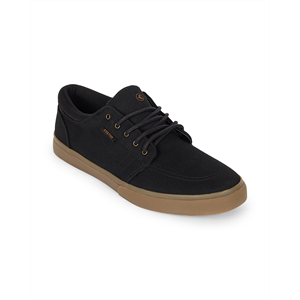 Sum20 KUSTOM REMARK 2 BLACK GUM SHOE-footwear-Blitz Surf Shop