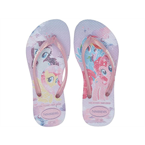 HAVAIANAS KIDS SLIM MY LITTLE PONY JANDA-footwear-Blitz Surf Shop