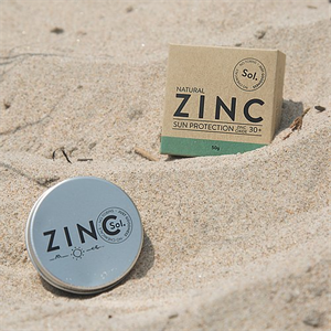 New NZ made natural zinc